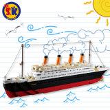 Titanisches Modell 1021PCS blockt Spielzeug für Kinder