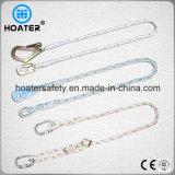 Талреп пояса En354 в проводке безопасности с крюками от Китая