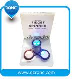 De Spinner van de hand met het Vrije Pakket van de Gift friemelt Spinner