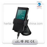 Caricatore senza fili mobile portatile dell'automobile di marca dell'OEM