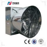 Edelstahl-Qualitäts-Huhn-Haus-Kegel-Ventilator (Blendenverschluss-Typ)
