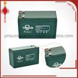 bateria 100% personalizada 7ah da promoção do teste preliminar 12V 12V