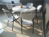 круглый стол 4FT складывая для пользы мероприятий на свежем воздухе от изготовления Китая