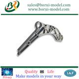 Soem-Präzision CNC-maschinell bearbeitende Aluminiumteile, anodisierte Aluminiumersatzteile