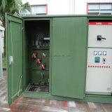 육군 녹색 Prefabricated 변전소