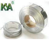 fil d'agrafage plat galvanisé par 103020g10