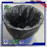 Sacola de lixo de HDPE de plástico biodegradável Sacos de lixo
