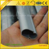 6061 6063の楕円形のワードローブのためのアルミニウム放出の管