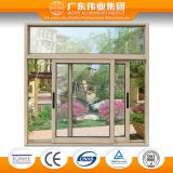 Wy-Grj90d Series Aluminum Sliding Windows, Made in Clouded