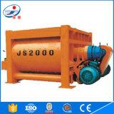Fuente de la fábrica con el alto mezclador concreto de la productividad Js2000