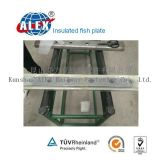 Fabricante isolado do Fishplate do trilho