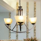Lamp van de Kroonluchter van het Restaurant van de Stijl van het Midden-Oosten de Decoratieve 4p Hangende