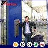 De getelegrafeerde Luchthaven van het Systeem van de Intercom, Bank die, Lift, Metro, knzd-16 bouwen