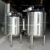 Parfum de réservoir de stockage d'hydrogène d'acier inoxydable scellé enregistrant le réservoir