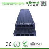 Pavimento de madeira compacta plástica de madeira anti-UV não-fading