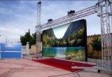 Écran extérieur d'Afficheur LED de P6 SMD pour annoncer le panneau de signe