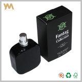 Casella di carta rigida del profumo di marchio su ordinazione arabo di lusso per gli uomini/Wowen