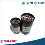 Condensateur électrolytique en aluminium de condensateur de début CD60