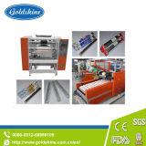 Niedrige Preis-halb automatische Aluminiumfolie-Rolle, die Maschine herstellt
