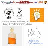 認知の増強物のための有機化合物の未加工粉Idebenone