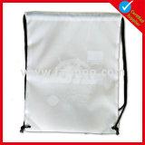 Il sacchetto di Drawstring poco costoso del poliestere di Hotsale con il marchio ha stampato