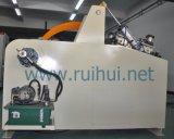 Ayuda de la máquina de la enderezadora de la transferencia para hacer piezas del aire acondicionado