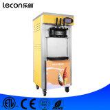 Máquina macia inteligente do gelado do serviço com indicador de diodo emissor de luz