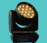 19PCS 15W 300W 급상승 LED 이동하는 맨 위 빛