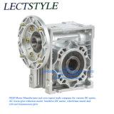 Nmrv050 AC de Motor van het Reductiemiddel van de Snelheid van het Toestel van de Worm met 0.37kw 56rpm 48n. M 25:1