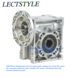 Мотор редуктора скорости шестерни глиста AC Nmrv050 с 0.37kw 56rpm 48n. 25:1 m
