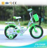 I bei capretti variopinti bicicletta, bicicletta da 14 pollici dei bambini per il bambino anziano 2-7years
