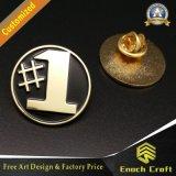 Kundenspezifische Decklack-Abzeichen-Medaille für Förderung-Geschenk (XF-BG05)
