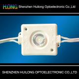 para anunciar o diodo emissor de luz do módulo do diodo emissor de luz das caixas de iluminação 1W