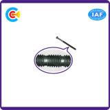 Aço de carbono / 4.8 / 8.8 / 10.9 Parafusos com fivela cintilante com bambu Custom / Countersunk / Round / Flat Head