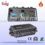 1310nm transmissor 1310nm ótico ao ar livre ao ar livre ótico de estação retransmissora do laser do transmissor CATV