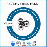 Esfera de aço de cromo da elevada precisão AISI52100 da fábrica de China, esfera de rolamento