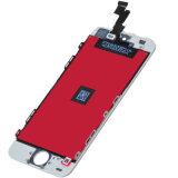iPhone 5s 5c LCDのタッチ画面の表示計数化装置アセンブリ+フレームの置換のため