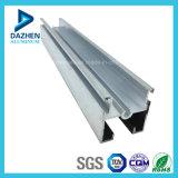 Die Unterbringung des schiebenden Fensters zerteilt Legierungs-Aluminiumstrangpresßling-Aluminium-Profil