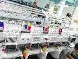 4 Haupthut-und Shirt-Stickerei-Maschine mit multi Gewinden Wy1204c