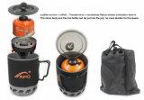 Poêle campant de gaz portatif pour 3-5 personnes