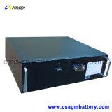 48V75ah 4uのテレコミュニケーションの電源LiFePO4電池のパック