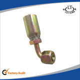 90 Grado Femenino Fittings 74 T36791 Jic Pipe