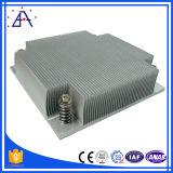 習慣Precision CNC 6061 T6 Aluminum 懸命に陽極酸化される機械化