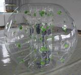 Bola de parachoques inflable de los parachoques de la carrocería de la burbuja del fútbol de la bola