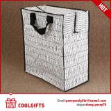 Bolso de compras no tejido de los PP de la tienda de comestibles de la manera con diseño modificado para requisitos particulares