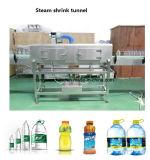 Тоннель Shrink пара ярлыка для пластичных бутылок