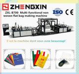 Nicht gesponnener Gewebe-mehrfachverwendbarer Beutel, der Maschine (Zxl-B700, herstellt)