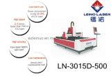 Máquina de estaca de alta velocidade do laser da fibra da venda quente para o metal