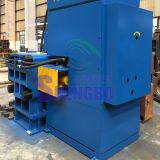 Imprensa de ladrilhagem horizontal automática de Sweepings do metal