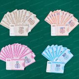 Vollfarbdruck-Plastikkarte, PVC-Karten-Druck, Mitgliedskarten-Zähler